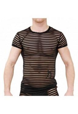 Apollon T-shirt Black XL