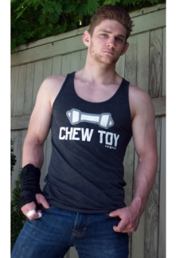 Chew Toy tank top