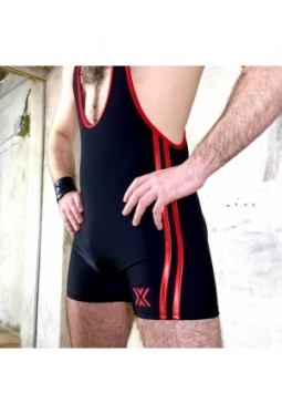 FistBody - Black/red